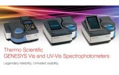 GENESYS Spectrophotometers