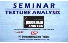 Texture Analysis Seminar